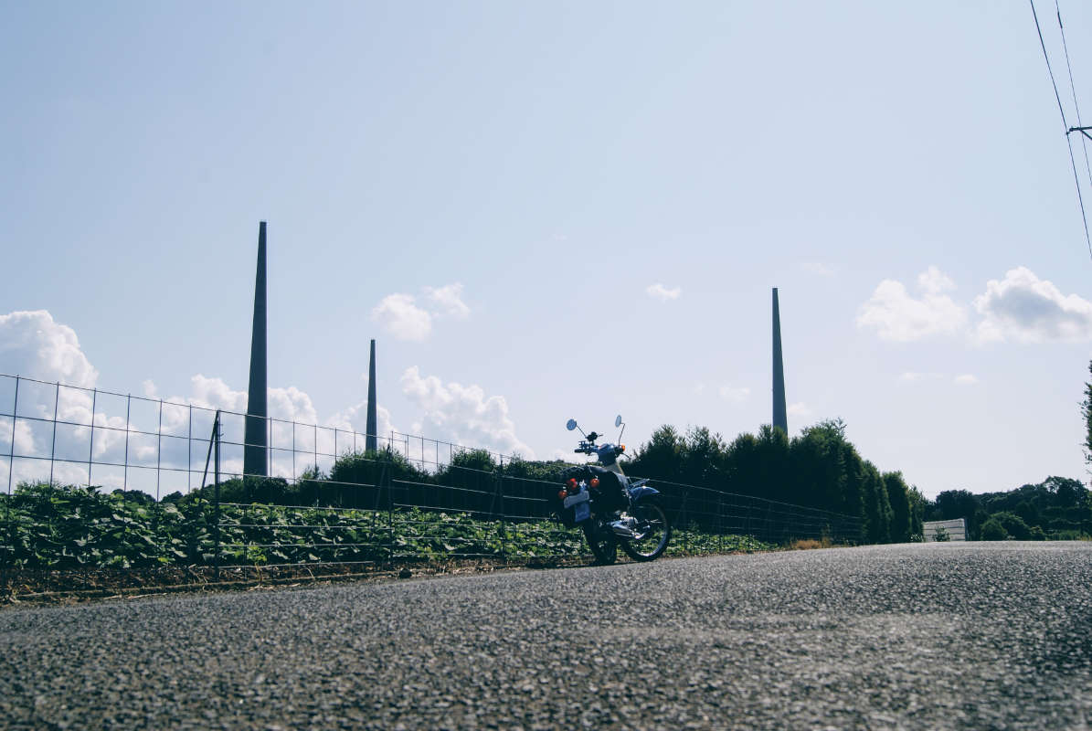 針尾送信所と西海橋に行ってきました。