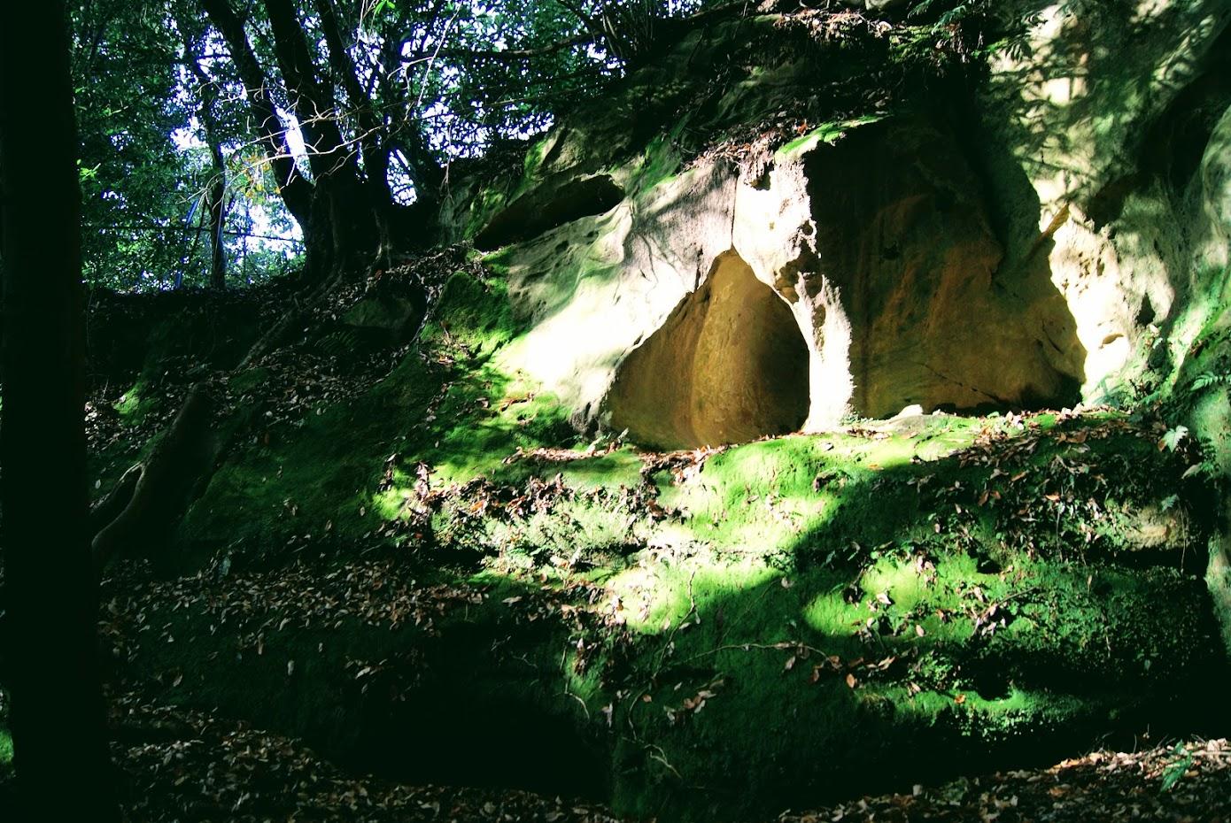 泉福寺洞窟遺跡に行ってきました。