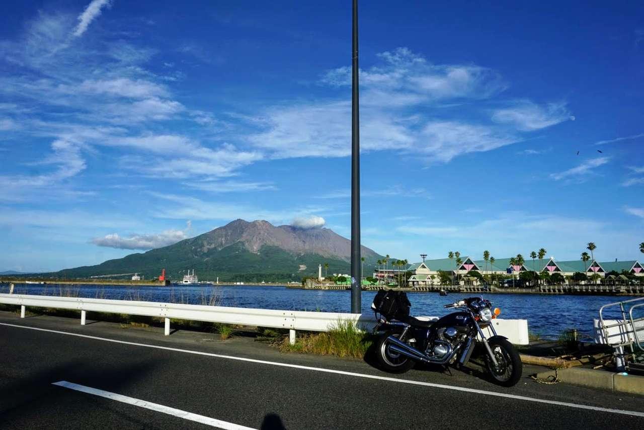鹿児島・桜島に行きました。