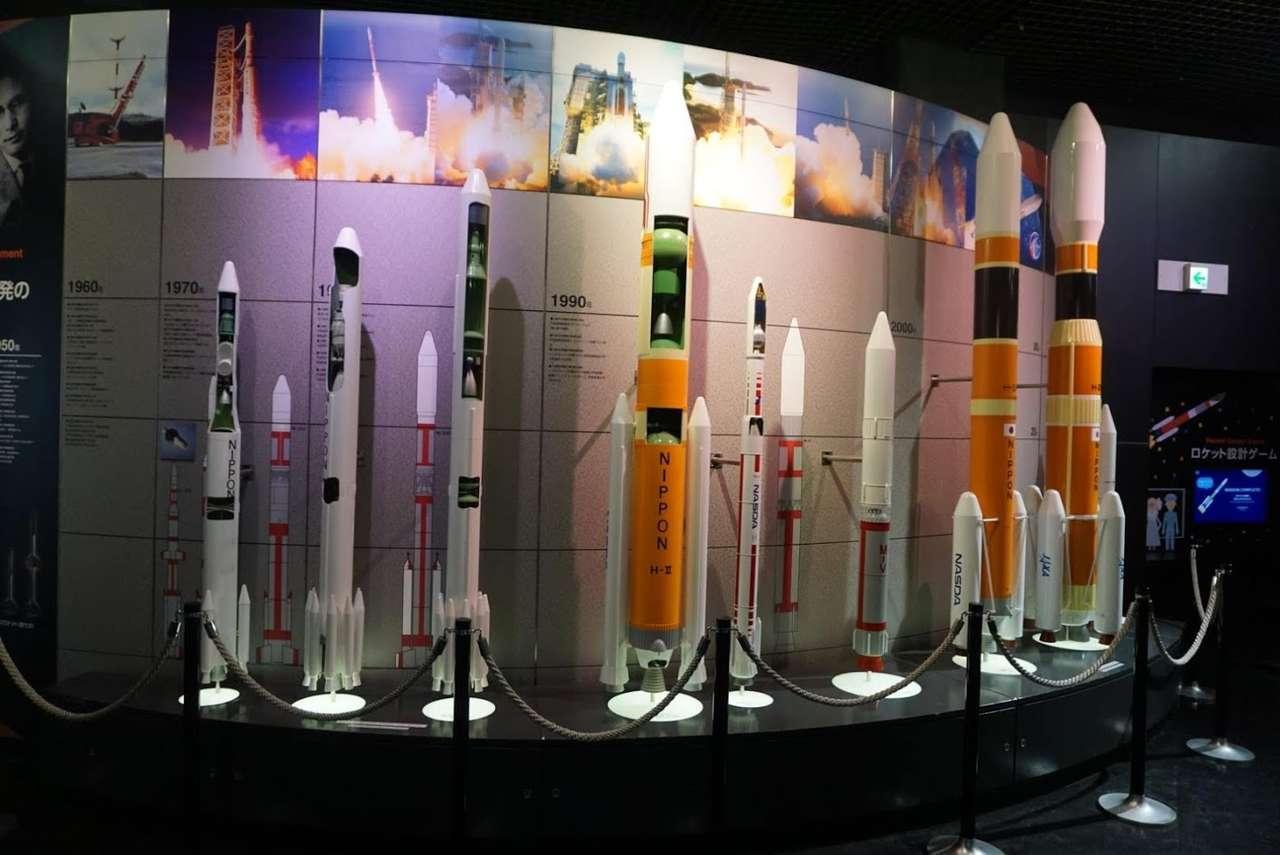 種子島宇宙センターに行きました。