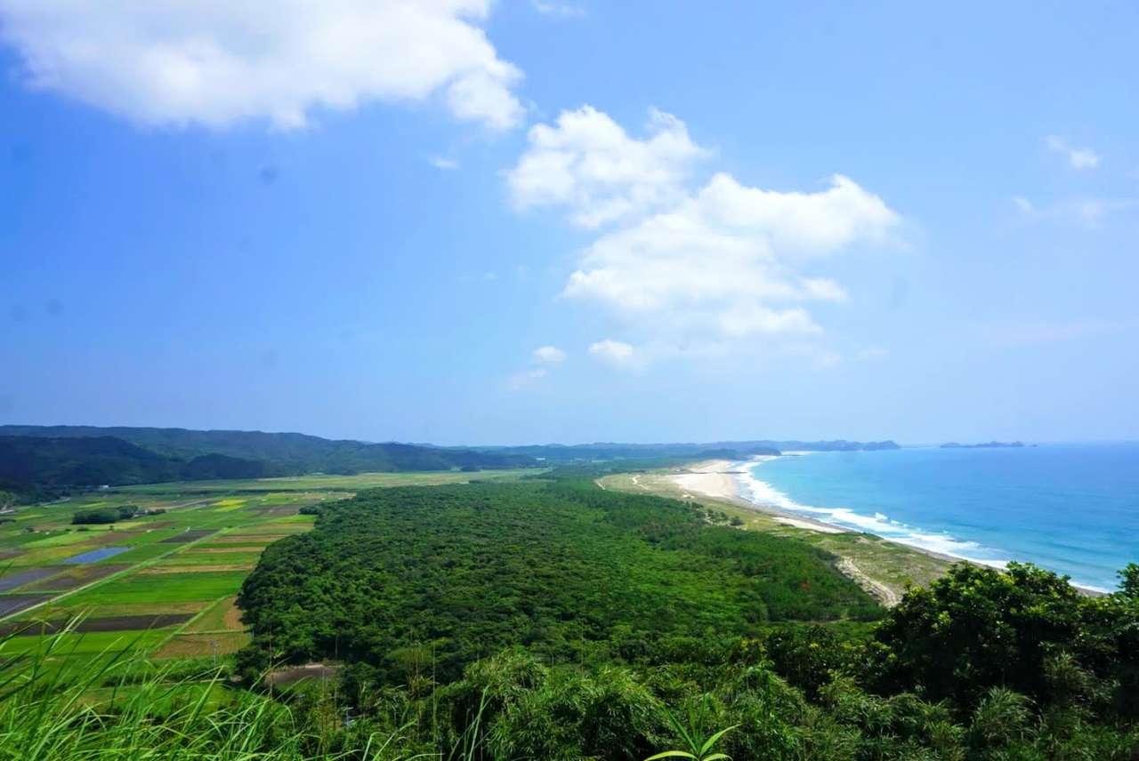 種子島の南端に行きました。